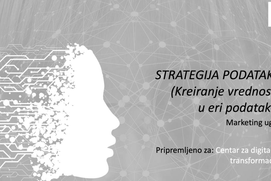 Strategija podataka